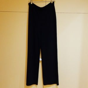 St. John stretch knit pants